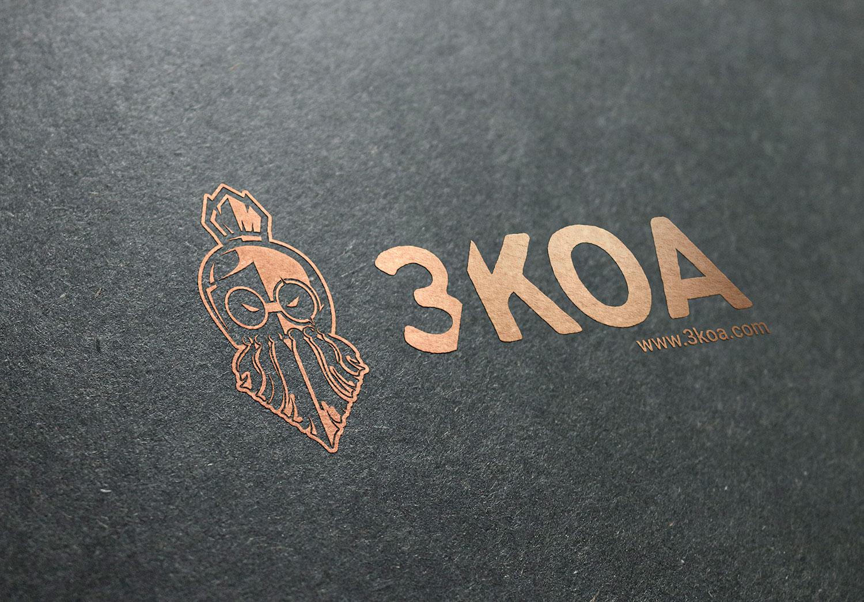 3KOA | Diseñador Gráfico Freelance Barcelona · Carlos Villarin