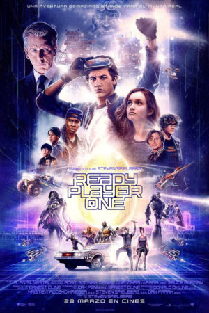 Cartel Ready Player One | Carlos Villarin · Freelance Web