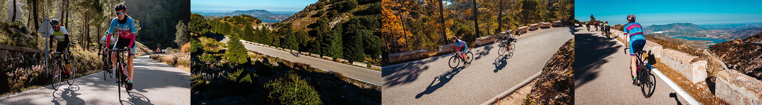 Grazalema Bike Challenge | Carlos Villarin | Diseñador Freelance