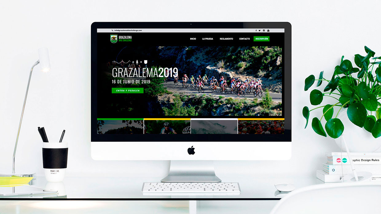 Grazalema Bike Challenge | Carlos Villarin | Front End Developer en Wordpress