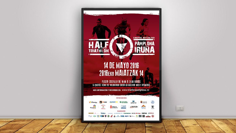 Half Triatlon Pamplona - Iruña | Carlos VIllarin
