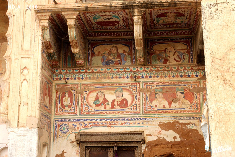 Mandawa, la ciudad de las havelis en la India | Carlos Villarin · Fotografía