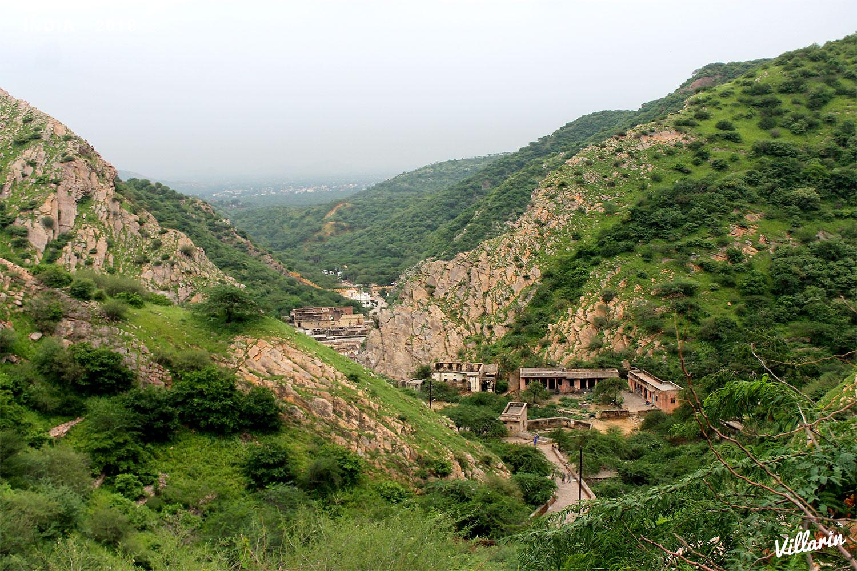 Galwar Bagh, el templo de los Monos de Jaipur | Carlos Villarin · Fotografía