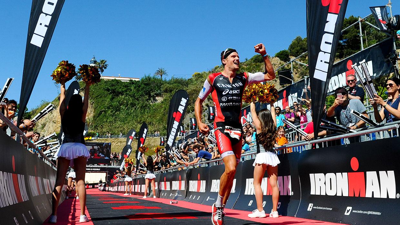 Ironman Barcelona   Carlos Villarin