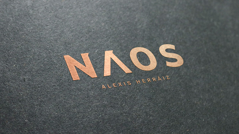 NAOS Entrenament | Diseñador Gráfico Freelance Barcelona · Carlos Villarin
